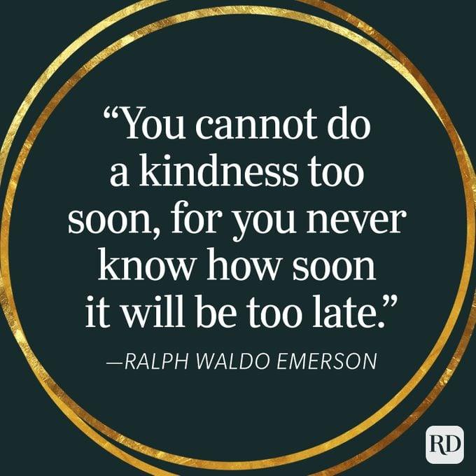 Ralph Waldo Emerson Karma Quote