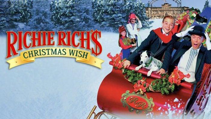 Richie Richs Christmas Wish Movie