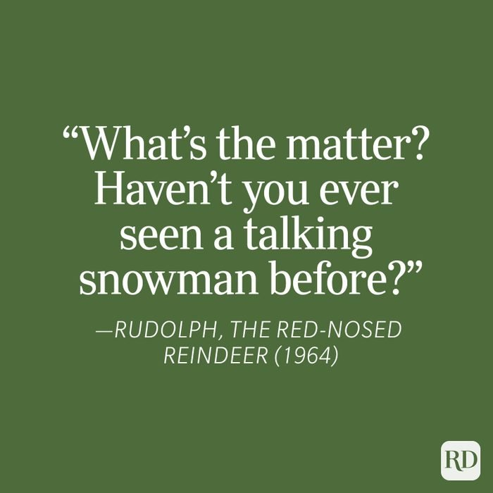 Rudolph Christmas Quote 2