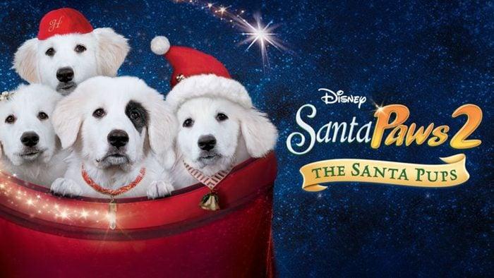 Santa Paws 2 Movie