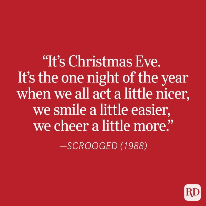 Scrooged Christmas Quote