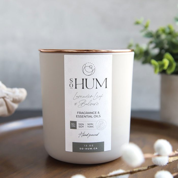 So Hum Candle