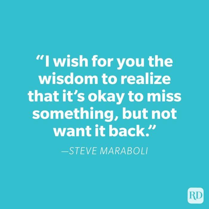 Steve Maraboli Miss You Quote