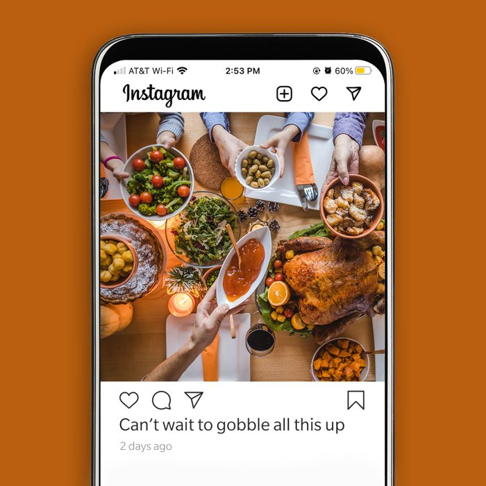 Thanksgiving Instagram Caption   Cant Wait To Gobble All This Up