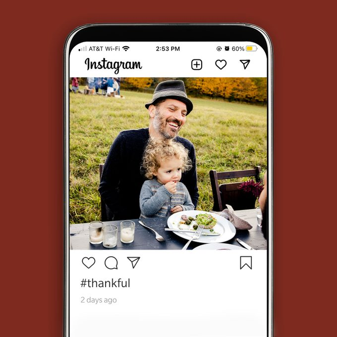 Thanksgiving Instagram Caption Hashtag Thankful