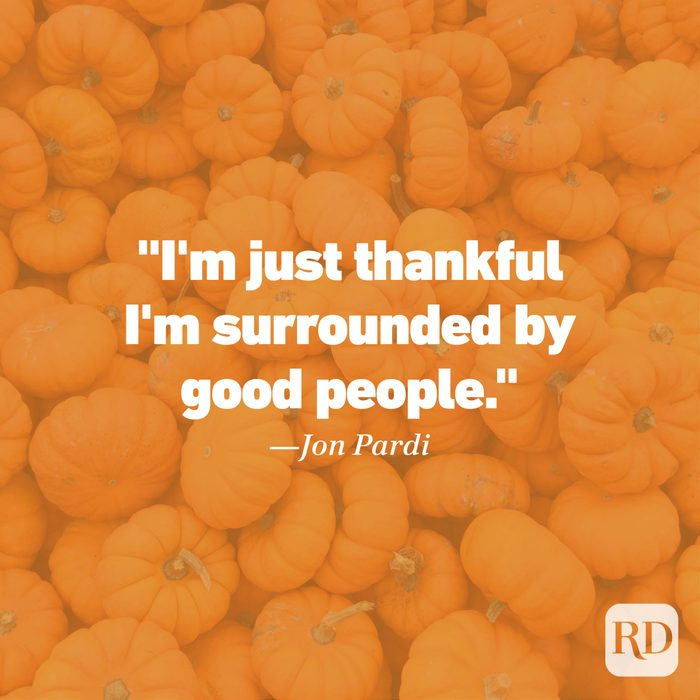 Thanksgiving Quote by Jon Pardi