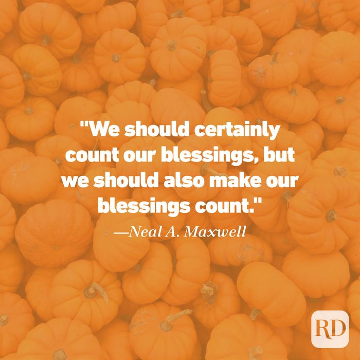 Thanksgiving Quote by Neal A. Maxwell