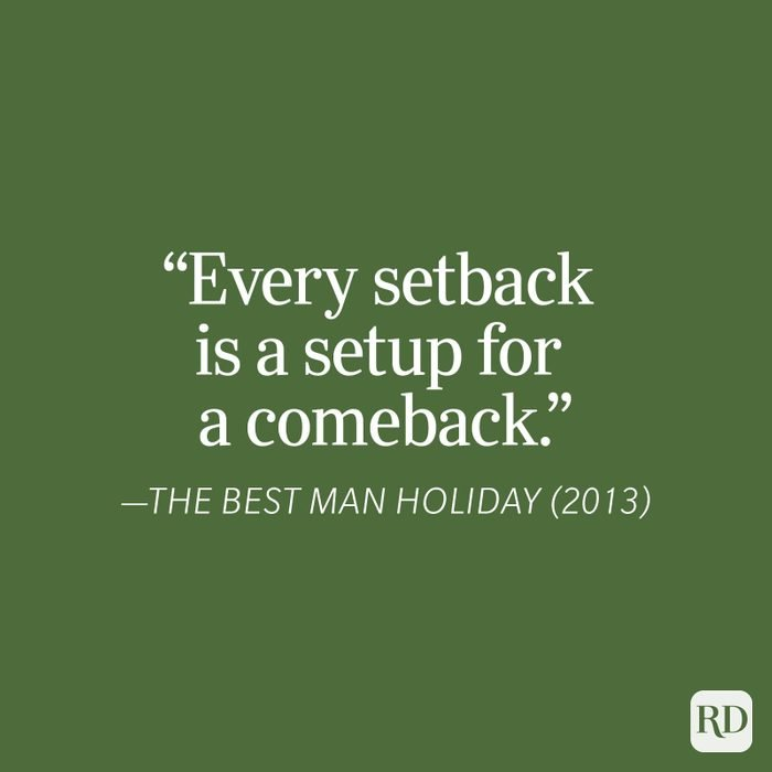 The Best Man Holiday Christmas Quote
