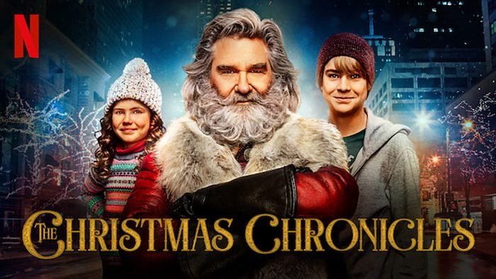 The Christmas Chronicles Movie