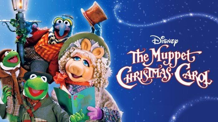 The Muppet Christmas Carol Movie