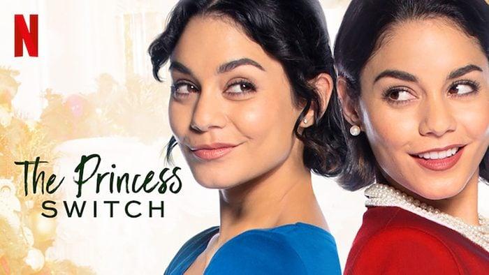 The Princess Swithc Movie