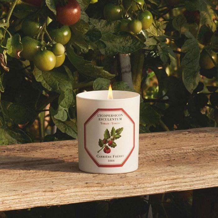 Tomato Candle