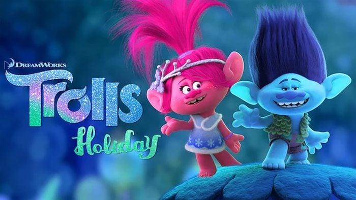 Trolls Holiday Movie