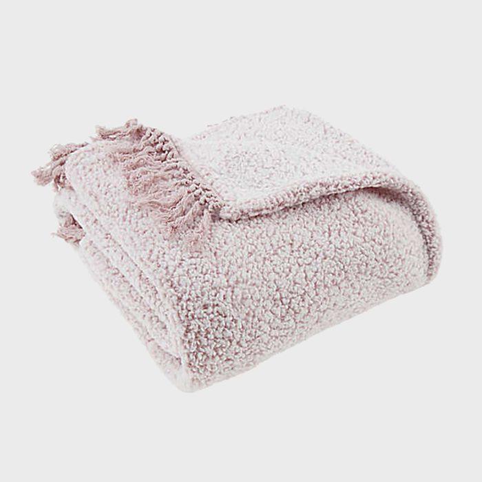 Wild Sage Claudia Fleece Throw Blanket