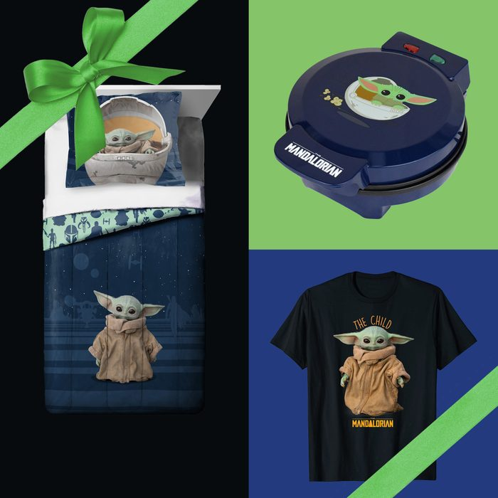25 Baby Yoda Gifts For Fans Of Star Wars' The Mandalorian Opener