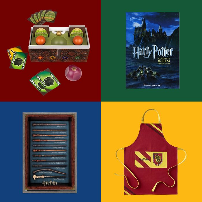 30 Best Harry Potter Gifts To Get Your Favorite Muggle