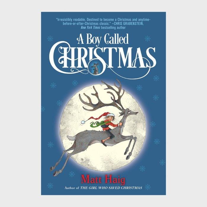 A Boy Called Christmasby Matt Haig Via Amazon