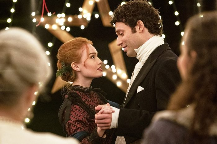 A Christmas Village Romance
