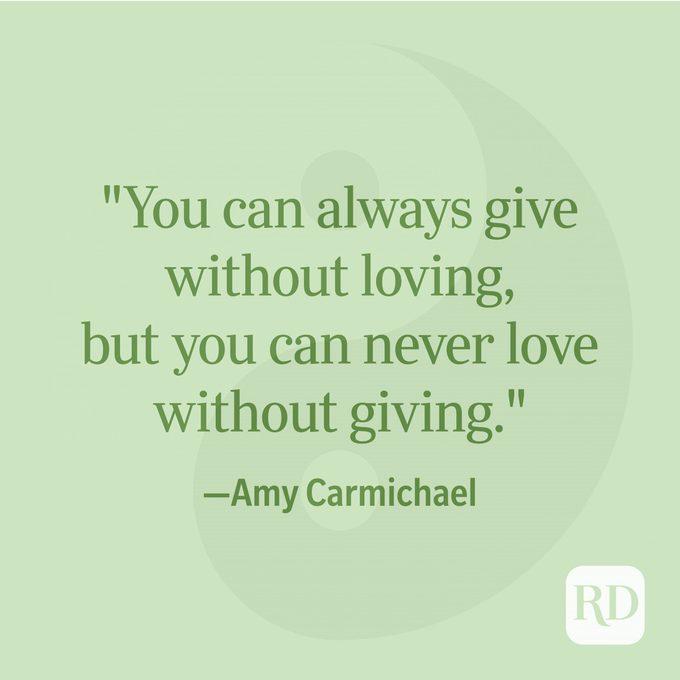 Amy Carmichael Spiritual Quote