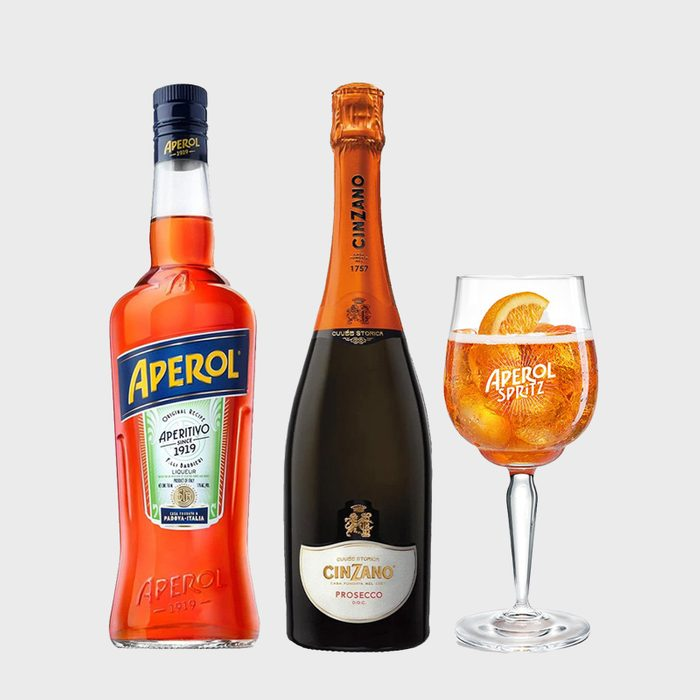 Aperol Spritz Kit Via Reservebar