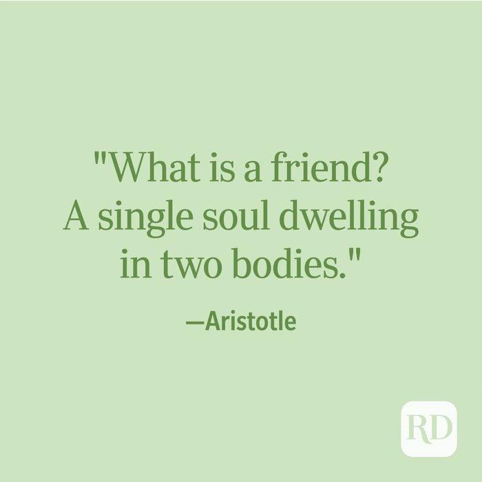 Aristotle Spiritual Quote