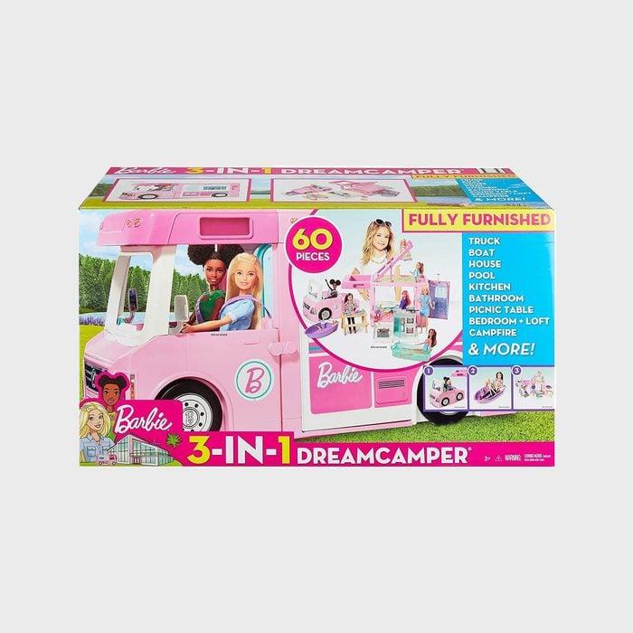Barbie Dreamcamper Via Amazon.com