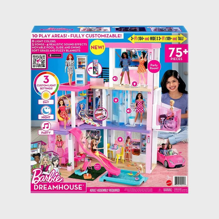 Barbie Dreamhouse Via Amazon.com