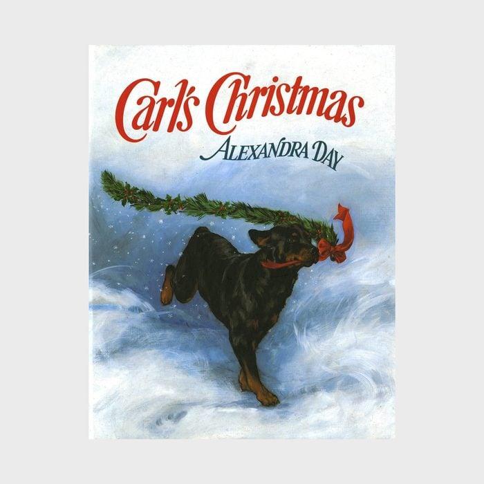 Carls Christmas By Alexandra Day Via Amazon