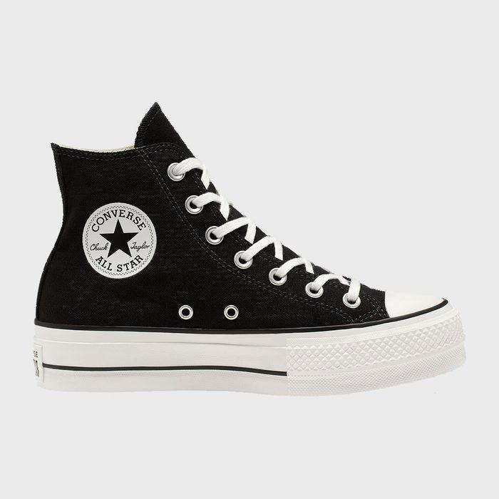 Converse Canvas Platform Chuck Taylor All Star Sneakers