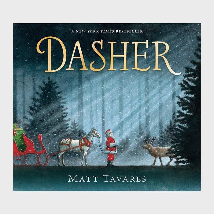 Dasherby Matt Tavares Via Amazon