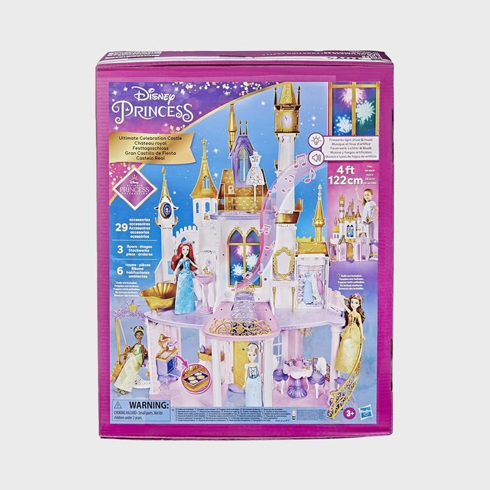 Disney Princess Ultimate Celebration Castle Via Amazon.com