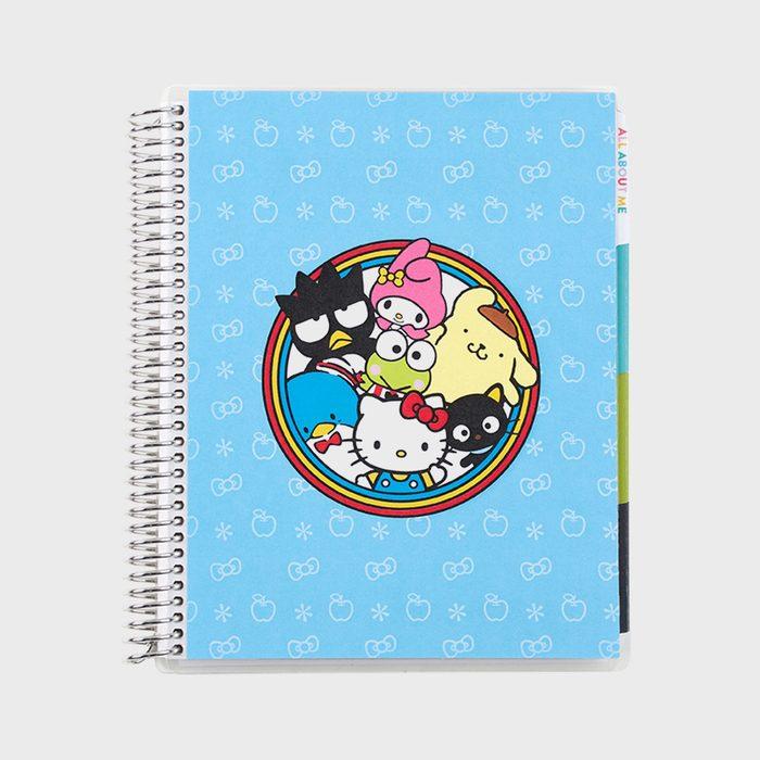 Erin Condren Hello Kitty Kids Planners Via Erincondren.com