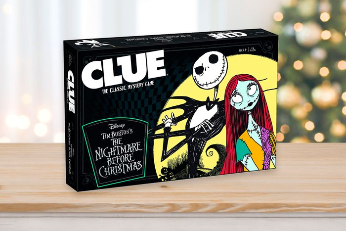 night before christmas clue game