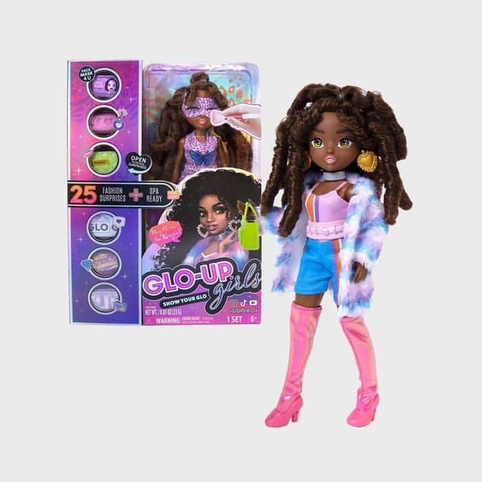Glo Up Girls Kenzie Fashion Doll Via Target.com
