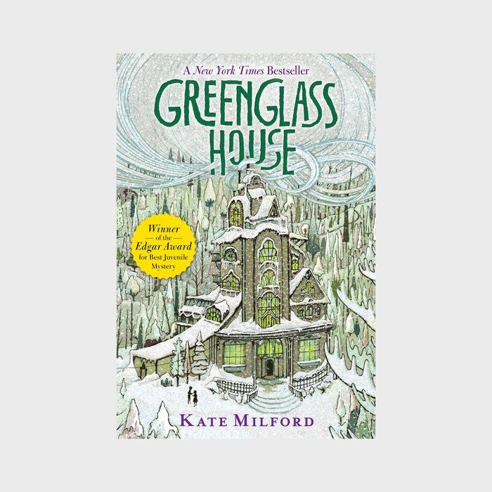Greenglass Houseby Kate Milford Via Amazon