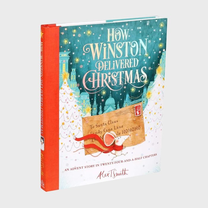 How Winston Delivered Christmasby Alex T Smith Via Amazon