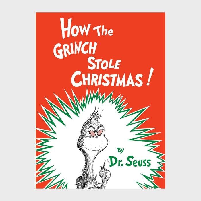 How The Grinch Stole Christmasby Dr Seuss Via Amazon