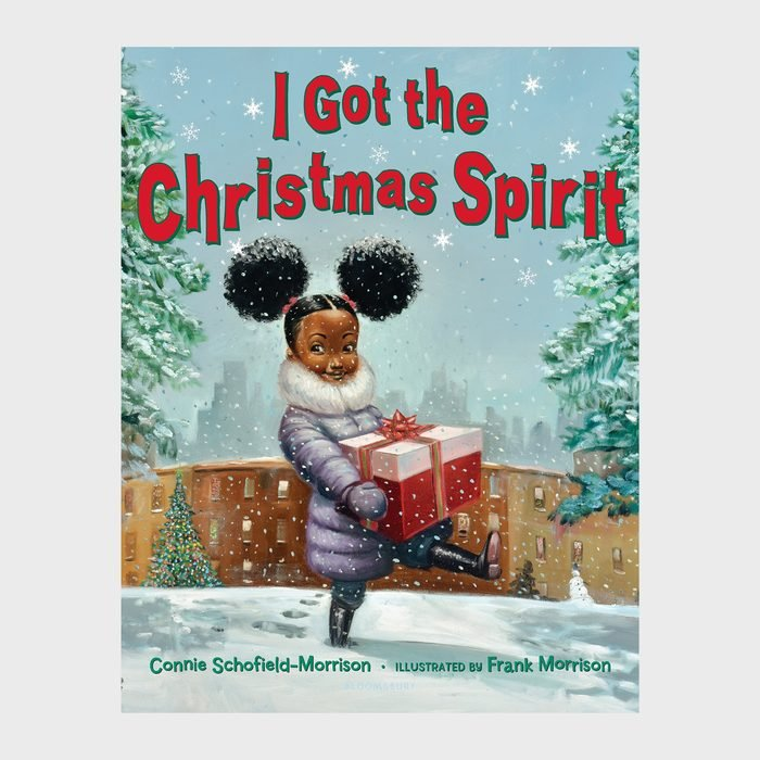 I Got The Christmas Spiritby Connie Schofield Morrison And Illustrated By Frank Morrison Via Amazon