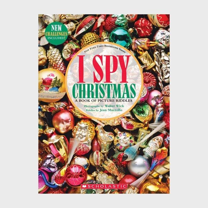 I Spy Christmasby Walter Wick And Jean Marzollo Via Amazon