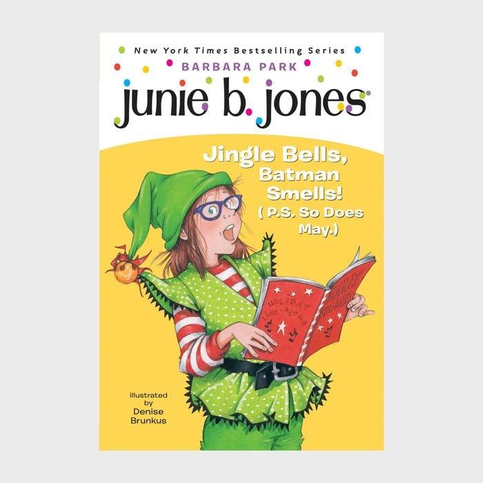 Jingle Bells, Batman Smells Ps So Does May By Barbara Park Via Amazon