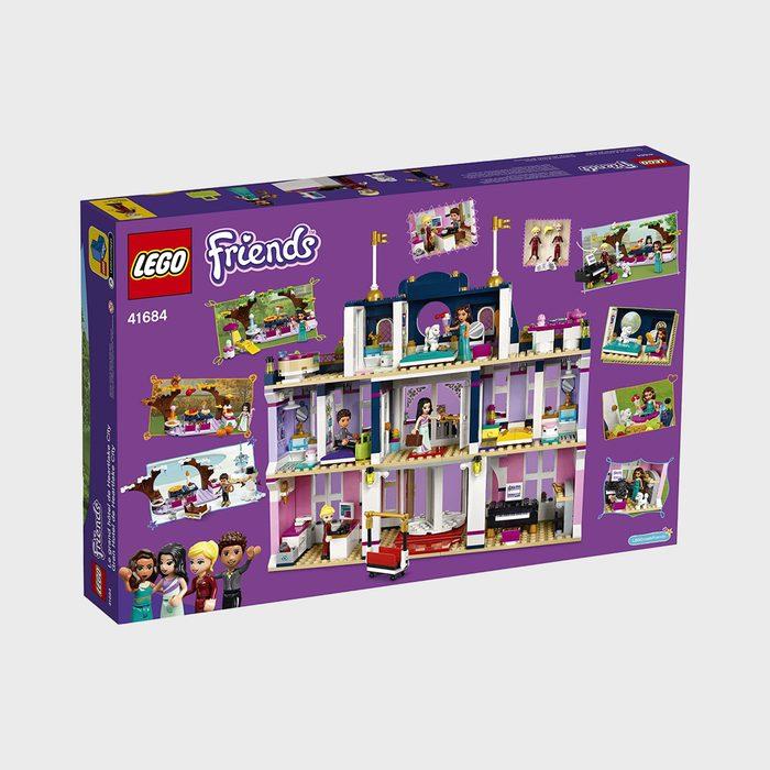 Lego Friends Grand Hotel Via Amazon.com