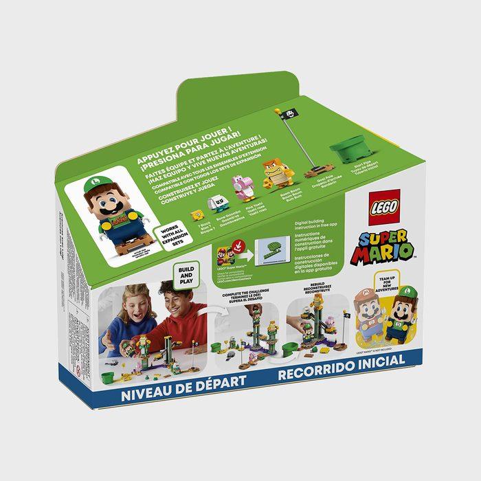 Lego Super Mario Adventures With Luigi Starter Course Via Amazon.com