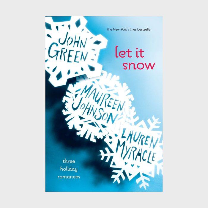 Let It Snow Collection By John Green, Maureen Johnson, And Lauren Myracle Via Amazon