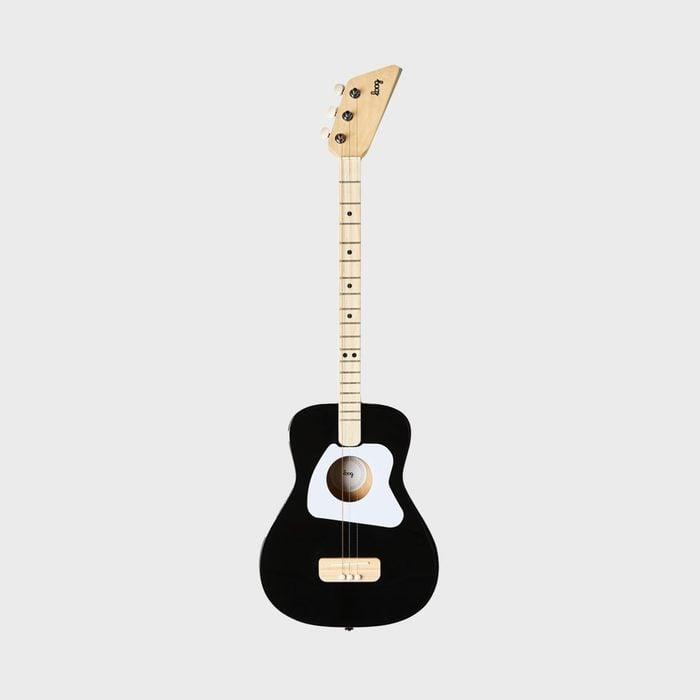 Loog Pro Acoustic Guitar Via Loogguitars.com