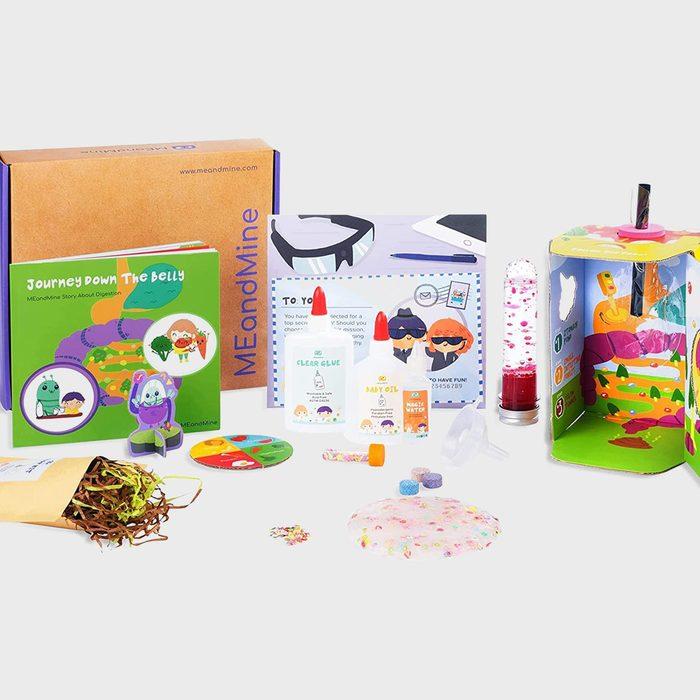Meandmine Digestion Kit Via Amazon.com