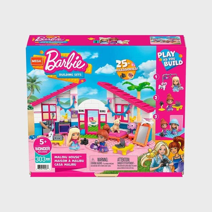 Mega Construx Barbie Malibu House Via Amazon.com