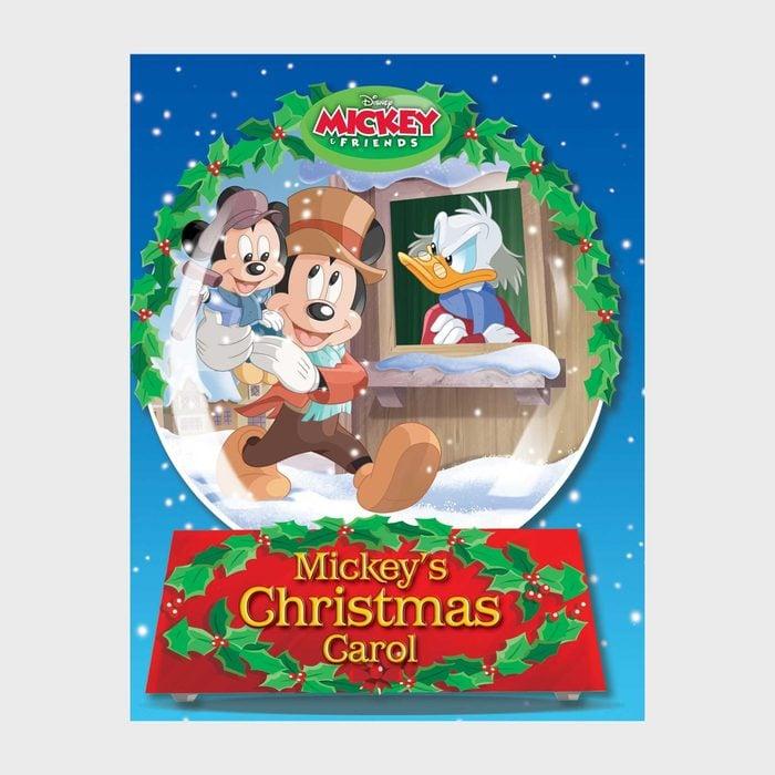 Mickeys Christmas Carolby Megan Roth Via Amazon
