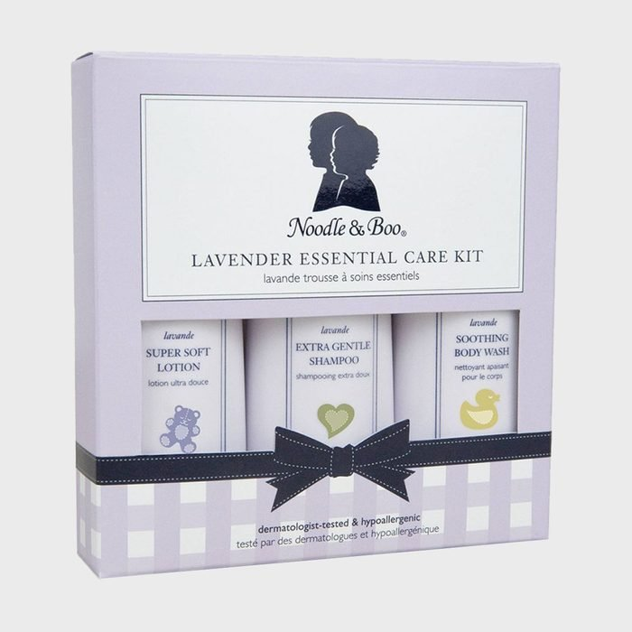 Noodle And Boo Lavender Essential Gift Set