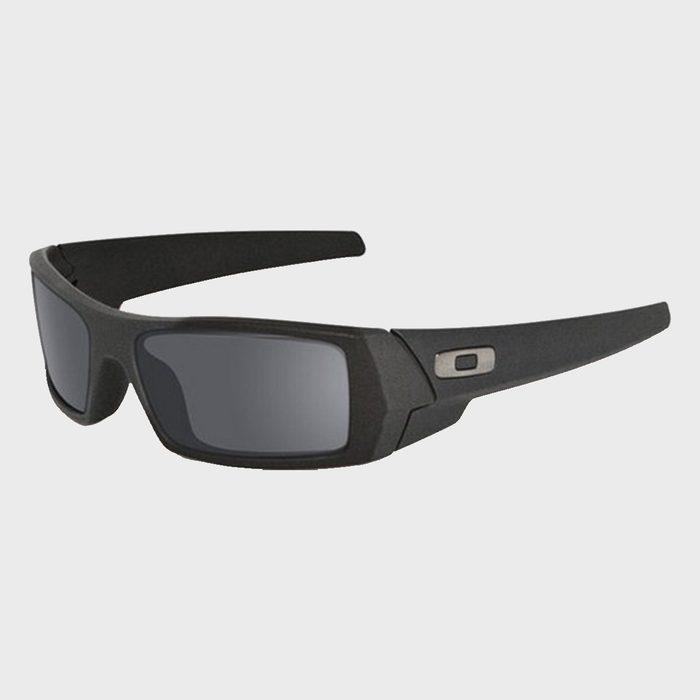 Oakley Gascan Cobalt Frame Polarized Sunglasses