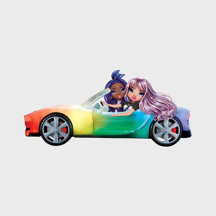 Rainbow High Color Changing Car Via Amazon.com